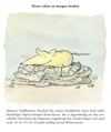 Cartoon: Mozarts Hamster (small) by fussel tagged mozart,requiem,hamster,partitur