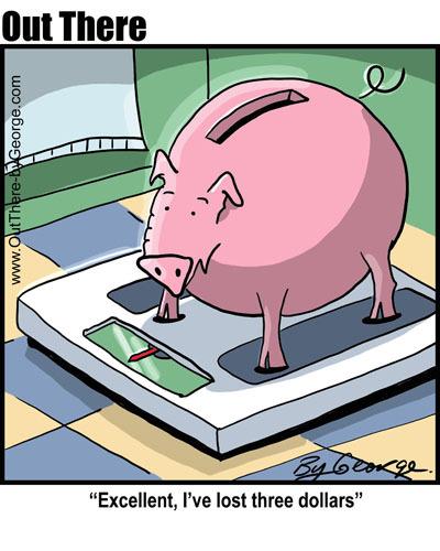 phobia von George Medien & Kultur Cartoon TOONPOOL