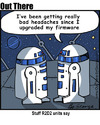 Cartoon: Stuff R2D2 say (small) by George tagged stuff,r2d2,say