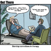 Cartoon: therapist (small) by George tagged therapist