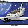 Cartoon: workshuttle (small) by George tagged workshuttle