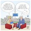 Cartoon: Fühl-Horst im Sommerinterview (small) by Timo Essner tagged horst,seehofer,ard,sommerinterview,csu,afd,rechtsruck,sommer,interview,hitze,hitzewelle,klima,michel,cartoon,timo,essner