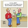 Cartoon: Milchpreise (small) by Timo Essner tagged bier,kneipe,bar,milch,milchpreis,milchpreise,niedrigpreise,billigmilch,cartoon,timo,essner