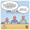 Cartoon: Pariser Protokoll (small) by Timo Essner tagged klimagipfel,paris,klimakonferenz,un,cc,cop21,cmp11,pariser,protokoll,klimaerwärmung,wetter,umwelt,cartoon,timo,essner