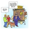 Cartoon: TiSA - das nächste Monster (small) by Timo Essner tagged tisa,ttip,freihandelsabkommen