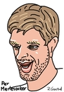 Cartoon: Per Mertesacker (small) by Ralf Conrad tagged per,mertesacker,wm,2014