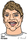Cartoon: Toni Kroos (small) by Ralf Conrad tagged toni,kroos,wm,2014