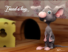 Cartoon: I need a hug (small) by Rüsselhase tagged mouse,hug,sweet,sad