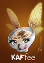 Cartoon: KAFfee (small) by Rüsselhase tagged kaffee,coffee