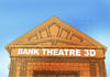 Cartoon: banktheatre (small) by kotrha tagged money,bank,eu,euro,dollar,crisis,cyprus