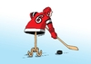 Cartoon: maket2013-far (small) by kotrha tagged hokej,hockey,world,cup