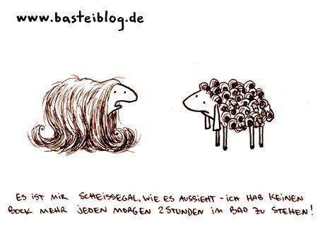 haare von puvo natur cartoon toonpool