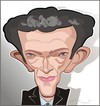 Cartoon: Vincent Cassel (small) by FARTOON NETWORK tagged vincent,cassel,moviestar,caricature,actors,monica,bellucci