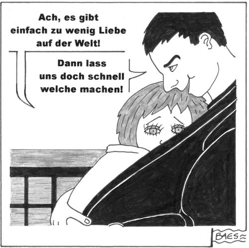 Liebe Machen Von Baes Liebe Cartoon Toonpool