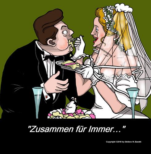 Hochzeit medium