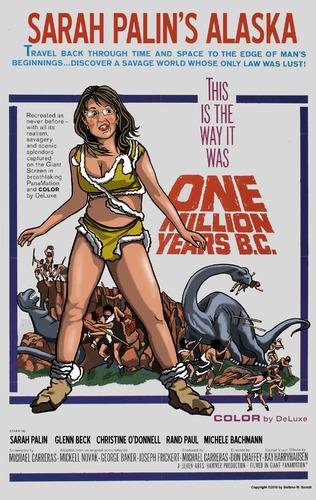 Sarah Palin nackt Cartoon Bilder
