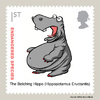 Cartoon: Stamp Collection (small) by perugino tagged stamps,animals,endangered,species