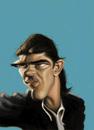 Cartoon: Antonio Banderas Close Up (small) by doodleart tagged antonio,banderas