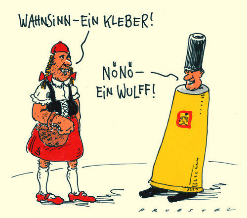 Karneval 2012 Von Andreas Prustel Politik Cartoon Toonpool