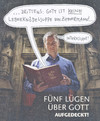 Cartoon: alles lüge (small) by Andreas Prüstel tagged gott,lügen,bibel,leberknödelsuppe,collage,cartoon,andreas,prüstel