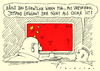 Cartoon: chinasport (small) by Andreas Prüstel tagged olympia,china,medaillenspiegel,nationenwertung