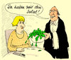 Cartoon: großer salat (small) by Andreas Prüstel tagged salat,großer,restaurant,bedienung,kellner,ober,gast,cartoon,karikatur,andreas,pruestel