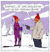 Cartoon: langläufer dopi (small) by Andreas Prüstel tagged skilangläufer,doping,cartoon,karikatur,andreas,pruestel