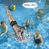 Cartoon: tarzan (small) by Andreas Prüstel tagged tarzan,comic,freibad