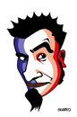 Cartoon: another try (small) by sharko2 tagged serj,tankian