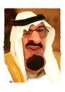 <b>Abdullah Abdulaziz</b> von handren khoshnaw | Berühmte Personen Cartoon | <b>...</b> - abdullah_abdulaziz_234586