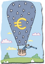 Cartoon: Euro (small) by astaltoons tagged euro,ezb