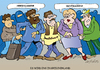 Cartoon: Grenzkontrollen (small) by astaltoons tagged grenzkontrollen,griechenland,eu