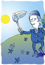 Cartoon: Solar (small) by astaltoons tagged energiewende,sonnenenergie,solarenergie
