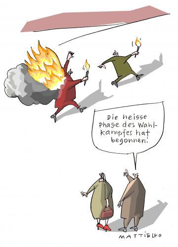 Cartoon heiße Bilder