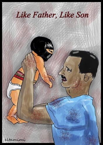 übersetzung father and son
