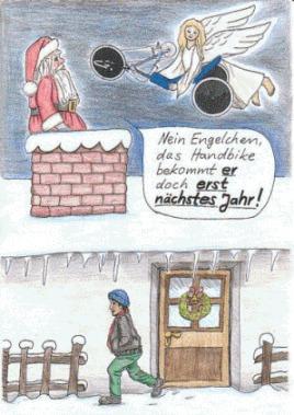weihnachstsgeschenk von eschborn philosophie cartoon. Black Bedroom Furniture Sets. Home Design Ideas