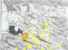 Cartoon: strada di latte (small) by ab tagged milchstrasse,gott,sterne