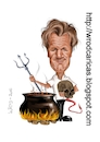 Cartoon: Gordon Ramsey (small) by WROD tagged masterchef,gordon,ramsey