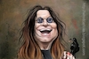 Cartoon: Ozzy (small) by WROD tagged black,sabbath,lead,vocals