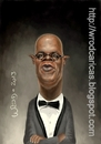 Cartoon: Samuel L. Jackson (small) by WROD tagged samuel,jackson