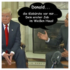 Cartoon: Ernüchterung nach der Wahl (small) by Night Owl tagged donald,trump,us,president,election,votes,wahl,2016,präsident,weißes,haus