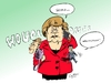 Cartoon: Accessoires (small) by Paolo Calleri tagged bundespräsident christian wulff kreditaffäre medienaffäre fdp parteichef philipp rösler dreikönigstreffen stuttgart umfragetief wachstum koaltionsbruch saarland jamaikakoalition jamaika