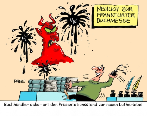 Luther Tintenfass
