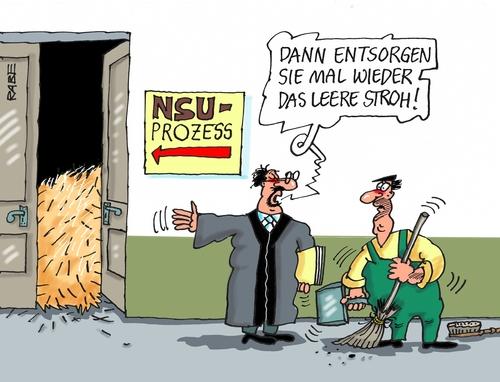 Strohdrescher von rabe politik cartoon toonpool for Reinigungskraft munchen