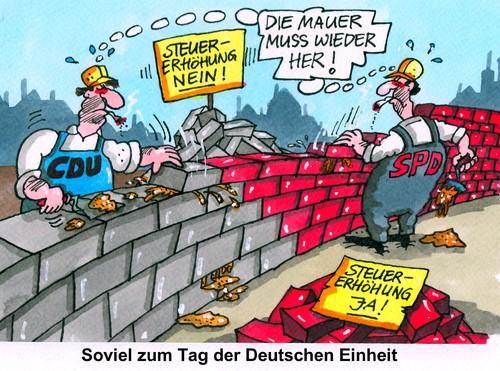 Tag Der Deutschen Einheit Von RABE