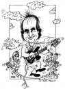 Cartoon: Chris de Burgh (small) by RABE tagged chris,de,burgh,irland,ire,irish,whiskey,gitarre,rock,pop,schlager,balladen,rabe,ralf,böhme,cartoon,karikatur,poster,hit,hitparade,musiker,sänger,cd,single