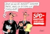 Cartoon: Espenlaub II (small) by RABE tagged groko,union,cdu,csu,spd,merkel,akk,berlin,bundesregierung,befragung,rabe,ralf,böhme,cartoon,karikatur,pressezeichnung,farbcartoon,tagescartoon,prügelei,halbzeit,halbzeitbilanz,parteispitze,parteivorstand,scholz,esken,walter,borjans,espe,laub,espenlaub
