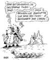 Cartoon fuchsbandwurm small by rabe tagged jagd jäger jagdgewehr