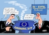 Cartoon: In die Suppe gespuckt (small) by RABE tagged brexit,eu,insel,may,britten,austritt,rabe,ralf,böhme,cartoon,karikatur,pressezeichnung,farbcartoon,tagescartoon,bauhaus,baukasten,bauklötzer,plan,referendum,februar,irre,irrsinn,suppe,essen,spucke,europawahl,mai,verlängerung,ultimatum,brüssel