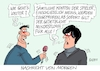 Cartoon: Löw Interview (small) by RABE tagged jogi,löw,bundestrainer,wm,moskau,ausscheiden,vorrunde,blamage,nationalelf,fußballer,trainer,rücktritt,rabe,ralf,böhme,cartoon,karikatur,pressezeichnung,farbcartoon,tagescartoon,interview,mindestlohn,privatkonten,millionäre,einfrieren